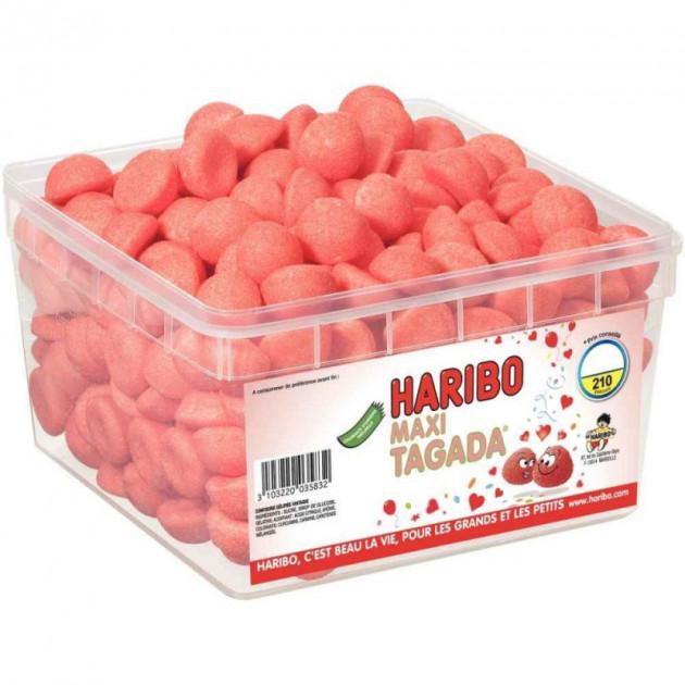 Maxi Tagada x 210 - Boîte Bonbon Haribo