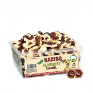 Flanbotti Caramel x 210 - Boîte Bonbon Haribo