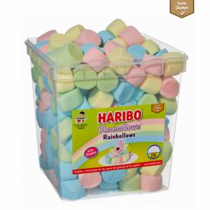 Chamallows Rainbollows x 210 - Boîte Bonbon Haribo