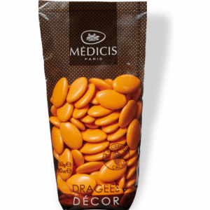 Dragées Chocolat Orange 250g Médicis