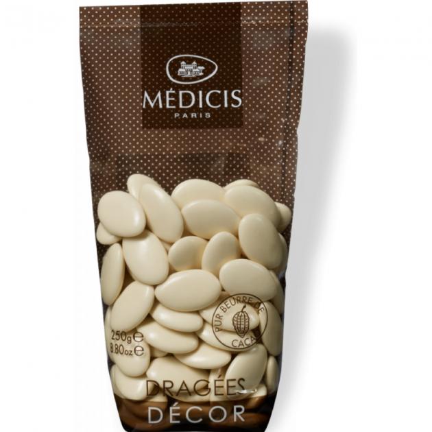 Dragees Chocolat Dune 250g Medicis