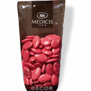 Dragées Chocolat Magenta 250g Médicis