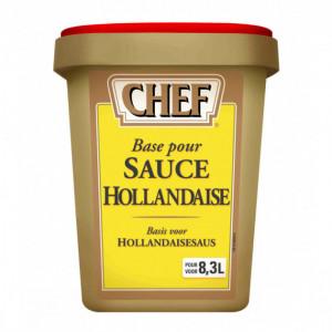 Sauce hollandaise 8,3L 850g