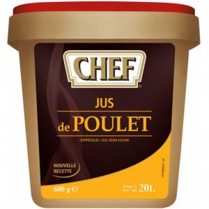 Jus de Poulet 20L 600g CHEF