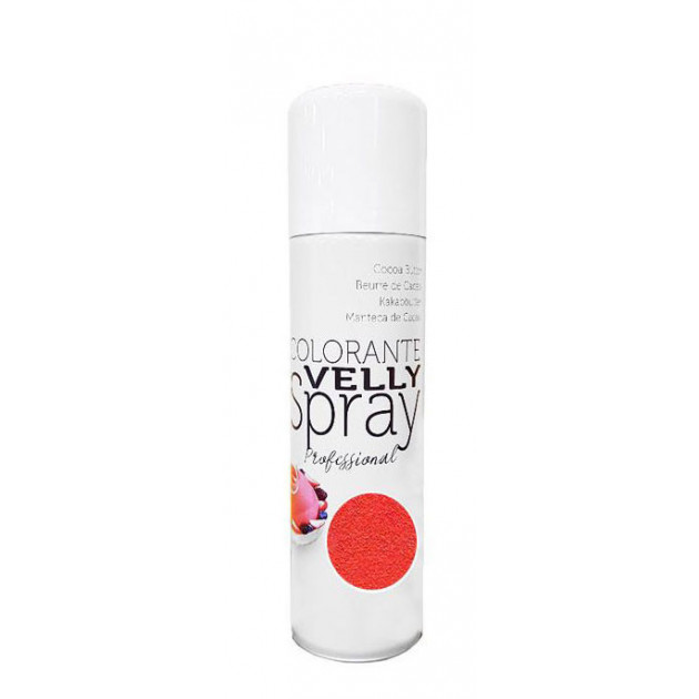 Velly spray pro rouge bombe 250 ml
