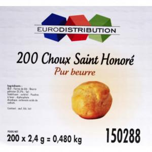 Choux Saint-Honoré Pur beurre x200