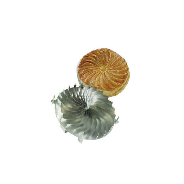 Decoupoirs ronds canneles Exoglass