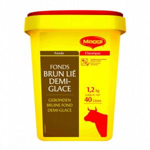 Fonds Brun Lié 1/2 glace 40L 1200g