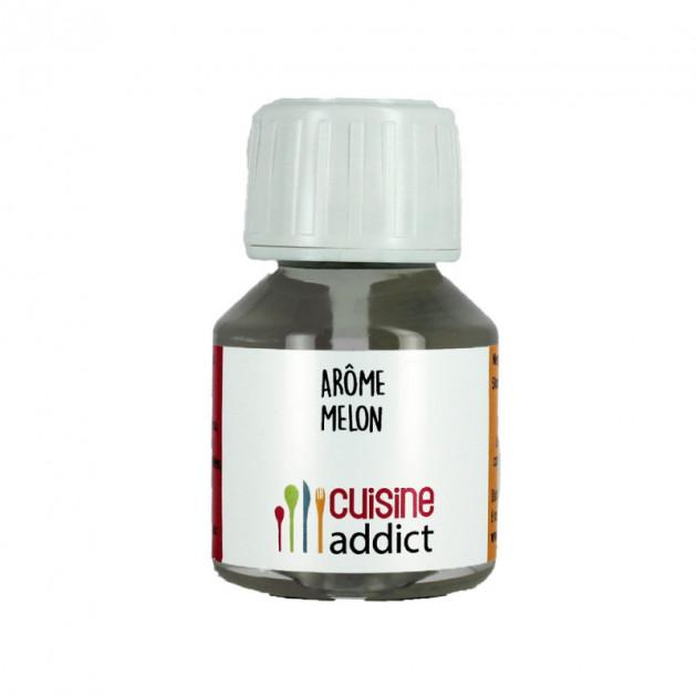 Arôme Alimentaire Melon 58 ml Cuisineaddict