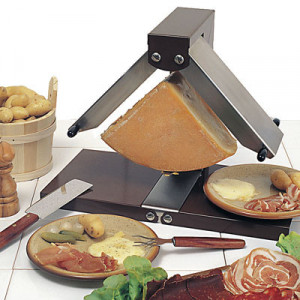 Appareil à Raclette Brézière 1/6 à 1/3 de meule