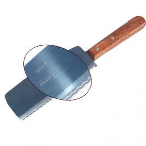 Couteau à Raclette microdenté