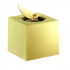 Moule Silicone Cube 5 cm x H 5 cm (x28) Pavoflex