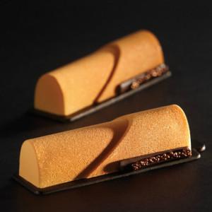 20 Bandes Rondes Pavoflex - Moule silicone 60 x 40 cm