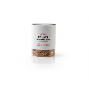Eclats de Praslines 33% amandes 220 g Mazet