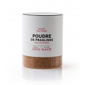 Poudre de Praslines 18% amandes 250 g Mazet
