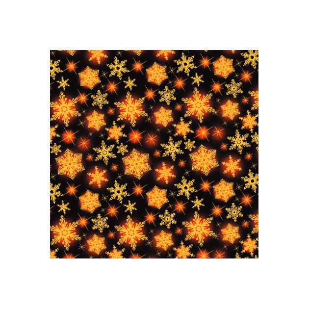 Feuille Transfert Chocolat Flocons 250x400 mm (x3) Florensuc