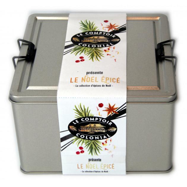 Coffret Cadeau Cuisine Epices Le Comptoir Colonial