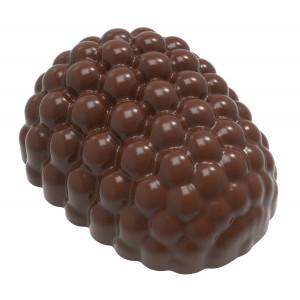 Moule Chocolat Patrick De Vries Hybritage Raspberry 29,5 mm (x24) Chocolate World