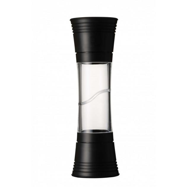 Moulin Universel 2 en 1 Céramique Réglable Kyocera Noir