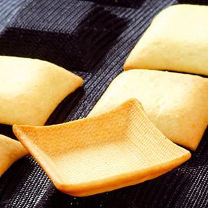 Moule Silicone Tartelette Carré 4,5 cm x H 1,2 cm (x60) Silform