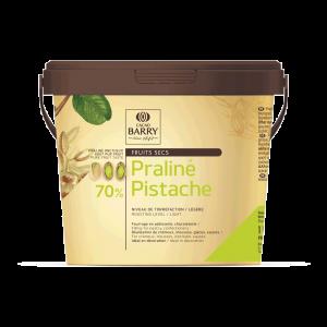 Praliné Pistache 70% 1kg Barry