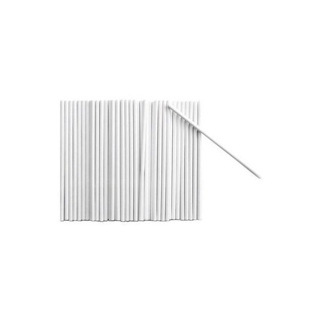 Bâtons Sucettes Plastique 10,5 cm (x100)