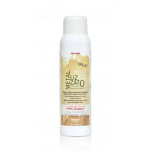Spray Colorant Bronze Effet Métallisé 150 ml