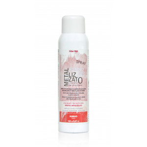 Spray Colorant Rouge Effet Métallisé 150 ml