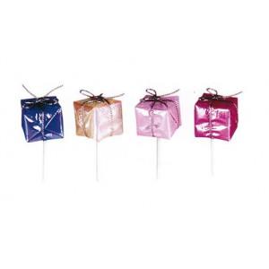 Mini Paquet Cadeau Irisé x100