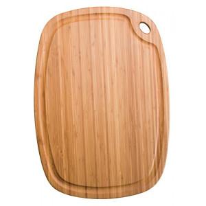 Planche à Découper Greenlite avec Rigole 52 x 37 cm Totally Bamboo