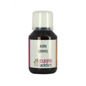 Arôme Alimentaire Caramel 115ml Cuisineaddict