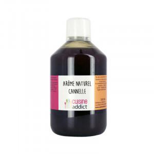 Arôme Alimentaire Naturel Cannelle 500ml Cuisineaddict