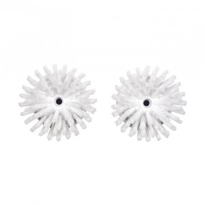 Lot de 2 Brosses Rondes de Rechange Oxo Good Grips