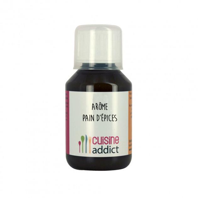 Arôme Alimentaire Pain d'Épices 115 ml Cuisineaddict