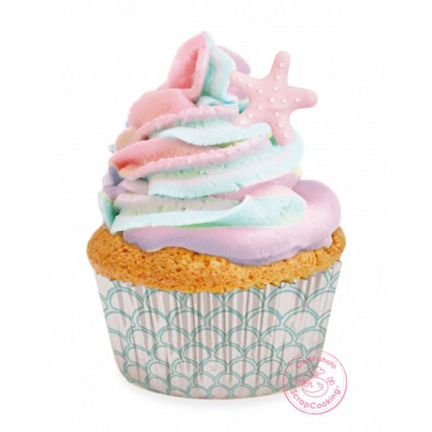 Cupcake Sirènes
