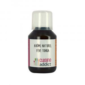 Arôme Alimentaire Naturel Fève Tonka 115 ml Cuisineaddict