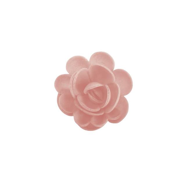 Decoration gâteau fleur azyme bio Roses Rose