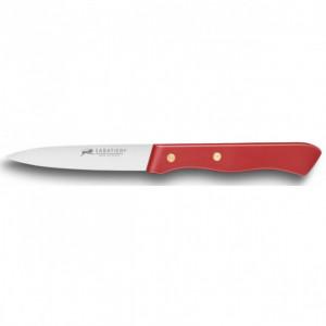 Couteau d'Office 8 cm Sabatier Rouge