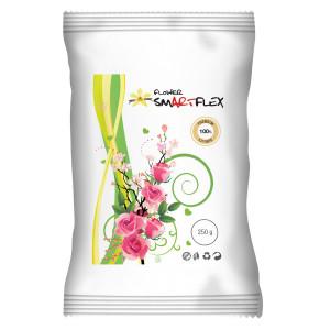 Pâte à Fleurs Blanc Flower 250g Smartflex