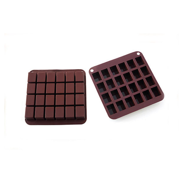 Moule à Chocolat 24 Toffee Easy Choc - Silicone Spécial Chocolat