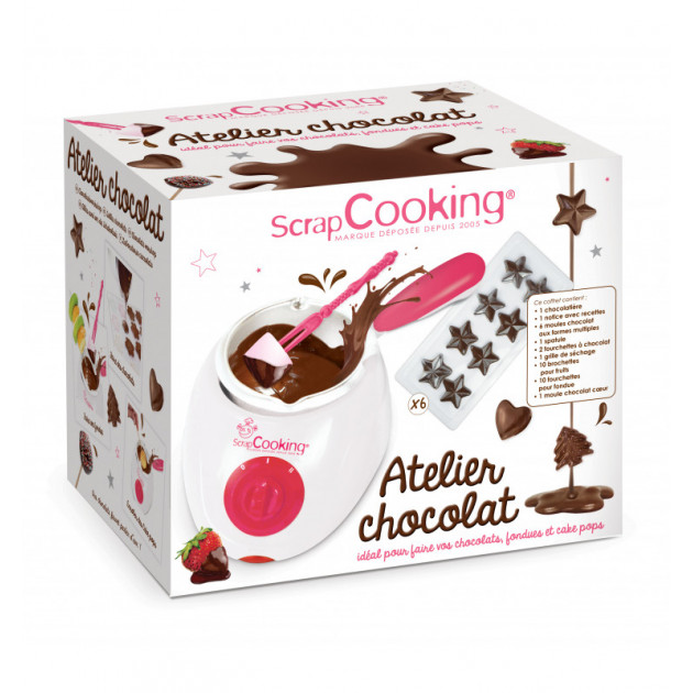 Coffret Chocolatière