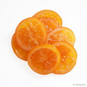 Orange Confite Tranche 1kg