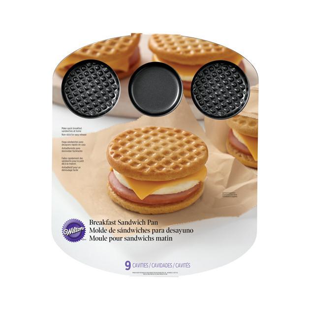 FIN DE SERIE Packaging du Moule pour Sandwichs Wilton