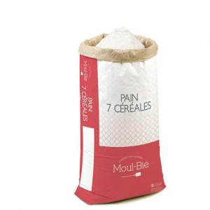 Mélange Pain 7 Céréales 25kg