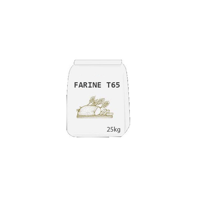 Farine T65 25kg