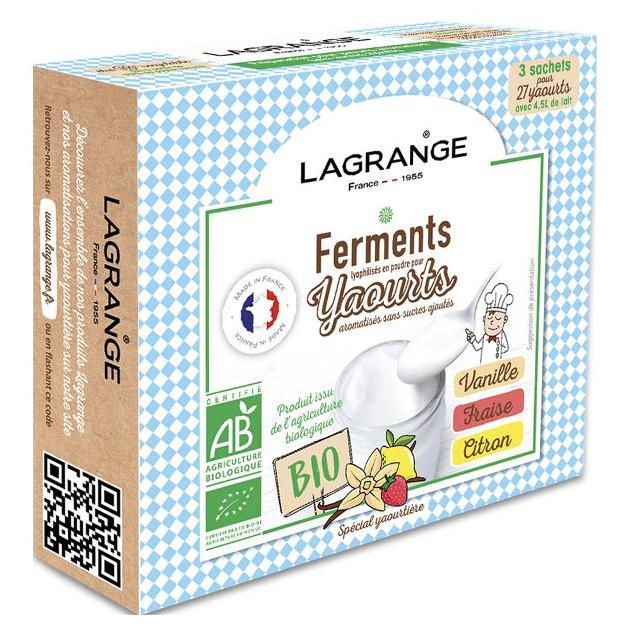 ferment lactique