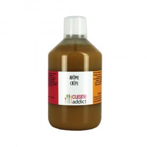 Arôme Alimentaire Crêpe 500 ml Cuisineaddict