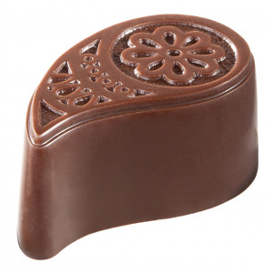 Moule Chocolat Goutte Shéhérazade 38,5mm (x15) Chocolate World