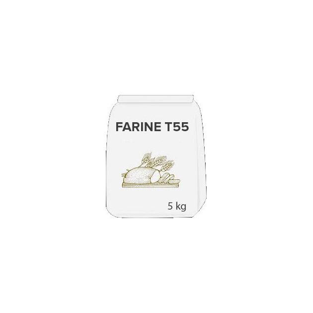 Farine T55 Blé 5kg