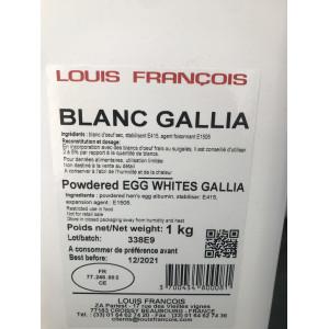 Blanc d'Oeuf Déshydraté Gallia 1 kg Louis François
